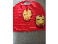 Ironman Costume, boys. Great condition. Collect Ossett.