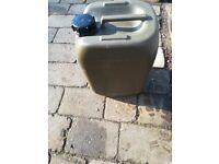Trakker 10 litre water carrier