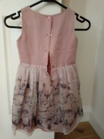 Girls M&S Dress Age 6-7