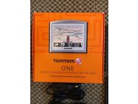 TomTom ONE, Version 3, 512MB with UK & ROI Maps Installed