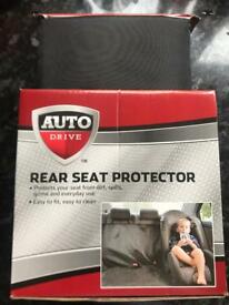 Rear Car Seat Protector