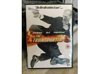 The Transporter DVD