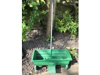 Grass seed spreader - Nearly new