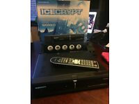 Icecrypt S2000CCI Satellite Receiver