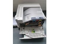 Xerox Phaser 7500DN - A3 Colour Printer, Genuine Ink, Duplex, Wireless, Serviced