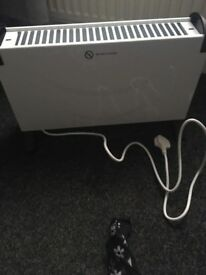 new convector heater