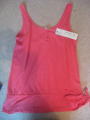 NEW WOMENS B -Soul SLEEVELESS T SHIRT / VEST TOP UK 12