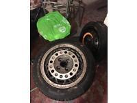 4x98 alloy wheels