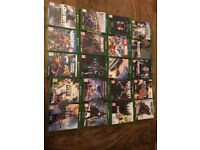 Xbox One Games x20