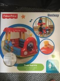 Fisher price ball pit