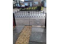 saxon driveway gates for sale