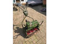 Lawnmower Webb 20
