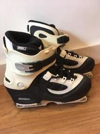 Salomon Vinny Minton skates rollerblades size UK 9.5