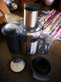 Juicer - Sage Nutri Juicer Plus