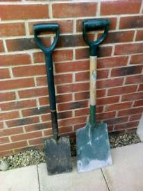 For sale Shovel and Spade