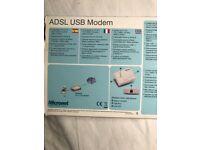 MICRONET ADSL USB MODEM