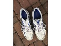 Cricket shoes size 11