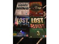 Lost season 1-4