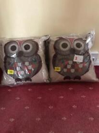 Owl 🦉 Cushions