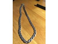 Gents silver chain