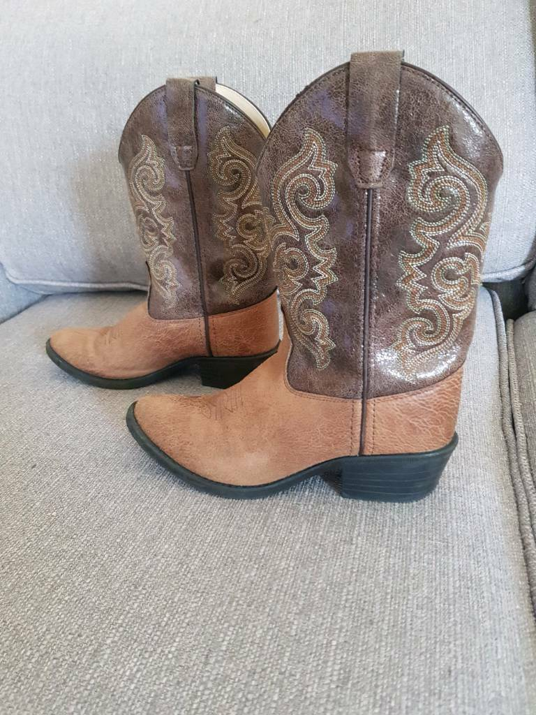 db4ad02022c Girls genuine cowboy boots | in Eastleigh, Hampshire | Gumtree