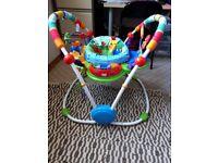 Baby Einstein bouncer/Play centre