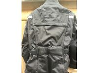 Ladies All weather motorcycle jacket and trousers