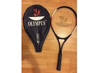"Junior Olympus 25"" Tennis Racket £5"