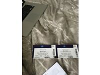 Mariah Carey - All I want for xmas is you tour tickets x 2