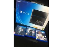 PlayStation 4 (PS4) bundle
