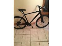 Men's bike - Hybrid Specialized 2016 model Matte black XL