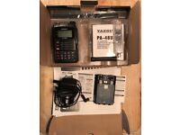 YAESU FT1XDE GPS APRS Digital Dual Band Radio + DV4Mini digital hot spot dongle