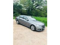 Mercedes-Benz E class 2.1 E200 Blue Efficiency Avantgarde 140BHP