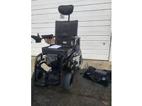 Karma Leon Sling Seat Electric Powered Wheelchair