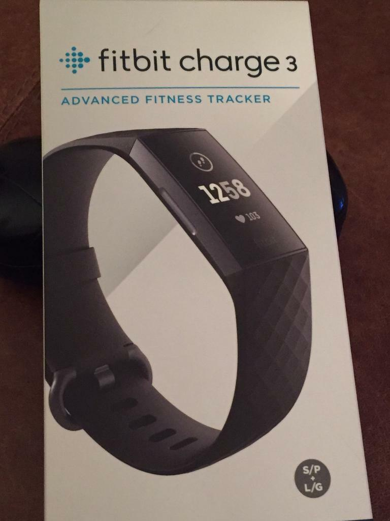 Fitbit charge 3 | in Kingsnorth, Kent | Gumtree