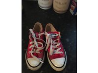 converse trainers kids size 13