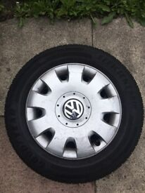 195/65/15 x4 tyres and rims