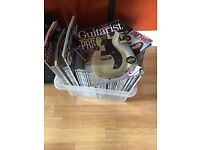 FREE!!! Magazines - Total Guitar and Guitarist