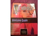 AQA Psychology for A Level Year 2 - Revision Guide (brand new)