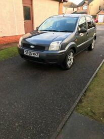 Ford Fusion 2 City in good condition