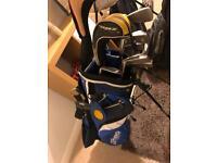 Golf set, Taylormade Callaway, Titleist
