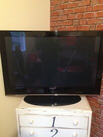 42 inch Hd Ready Samsung TV