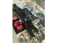 Boys clothes bundle 1-2 years *timeberland tracksuit included