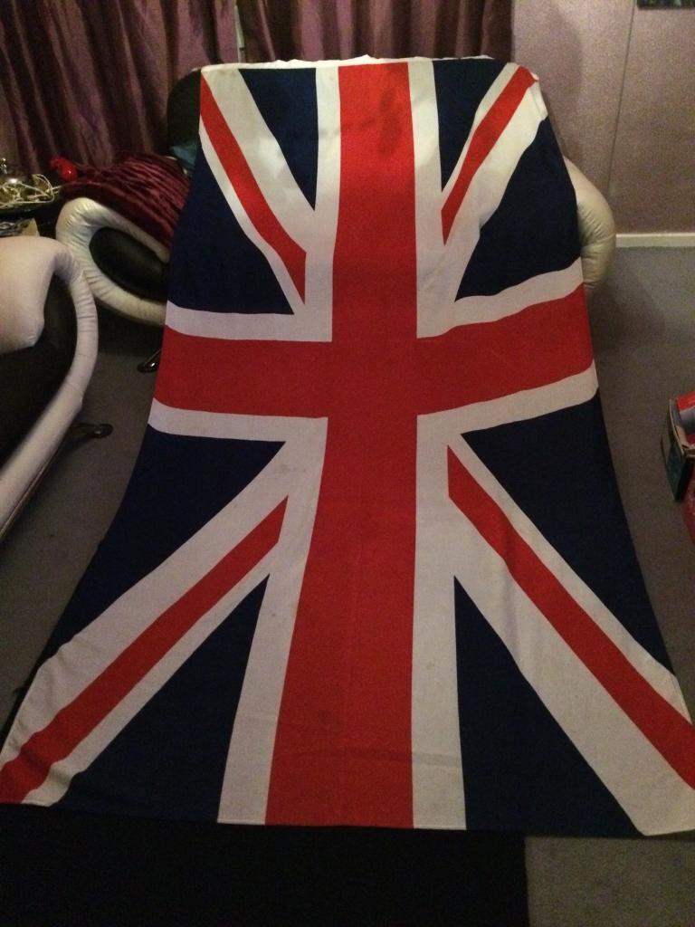 Union Jack flag 🇬🇧