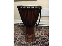 Superb African Djembe Drum for sale