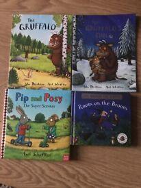 Julia Donaldson kids books