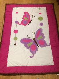 Cot bed sized bedding
