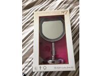 No7 illuminate mirror