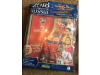 World Cup trading card starter pack