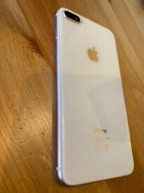 iPhone 8 Plus. Gold. Unlocked